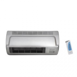 Calefactor cerámico tipo Split 2000 W - inox