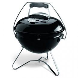 """Barbacoa de carbón """"Smokey Joe Premium"""" negra 37cm"""