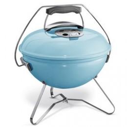 """Barbacoa de carbón """" Smokey Joe Premium""""   azul  37cm"""