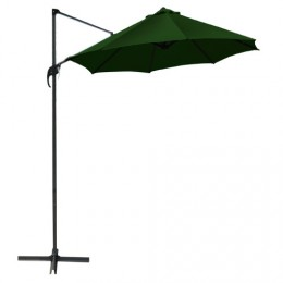 Parasol lateral 3 mts. verde