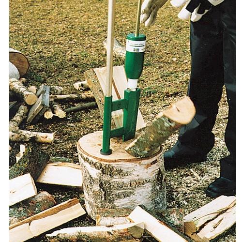 Rajadora de troncos
