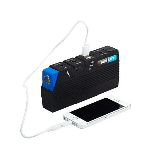 Mini-arrancador y Batería portátil 15000 mAh