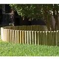 Bordo de madera 250cm x 40cm x 7cm