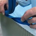 Liner sistema overlap azul 610x375cm x alto 120cm