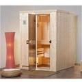 Sauna clásica finlandesa 144x144x199 cm Exclusive
