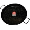 Paella valenciana esmaltada 70cm 25 raciones