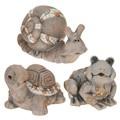 Figura caracol, tortuga o rana 17cm