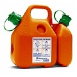 Bidón para gasolina y aceite