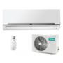 Aire acondicionado split + inverter 3000 frigorías, 19 decibelios, A++