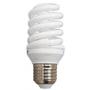 Bombilla bajo consumo E27 30w espiral luz dia