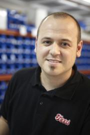 Fran Martínez - Jefe de instaladores
