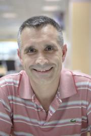 Gaspar Jordán - Jefe de compras