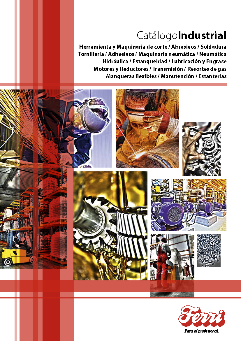 Catalogo industrial Ferri 2013-2014
