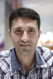 Pablo Jover - Jefe de logística